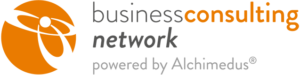 business consulting network powered by alchimedus consulting - Logo